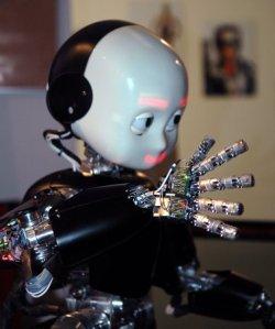 2013008. Busco robot con pedigree para cruzar con el mío. Abstenerse sin referencias.