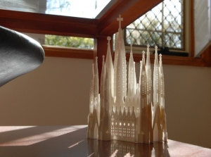 Shapeways Sagrada Familia
