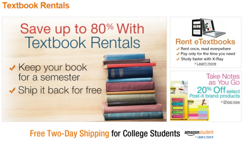 Amazon Rents