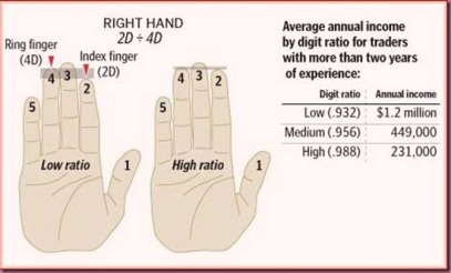 finger-digit-ratio-stock-traders-income