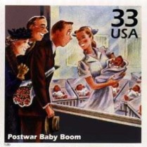 postwar babyboom